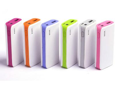 BSCI Supplier wholesale power bank charger 5200mah
