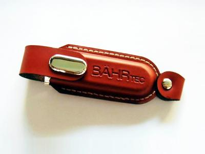 BSCI manufacturer custom leather usb drive leather usb memory stick